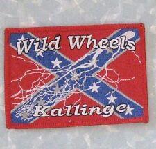 Wild Wheels Kallinge Patch  - Sweden