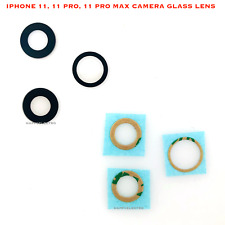 Rear Back Glass Camera Lens Replacement with Adhesive iPhone 11 Pro 11 Pro Max