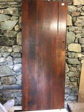 More details for vintage solid oak ledged and braced doors