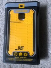 CAT Active Urban Rugged Phone Case for Samsung Galaxy S4 YELLOW New