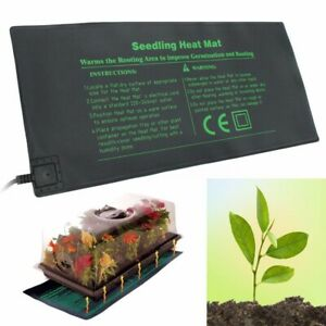 20x10'' Seedling Heat Mat For Plant Seed Germination Propagation Clone Starter