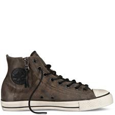 NIB Converse X John Varvatos CT DBL Zip Hi Brown/Black 139719C US Mens 10