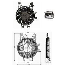 A/C Condenser Fan Assembly Cooling AC Fits: 2001 - 2007 Toyota Sequoia V8 4.7L