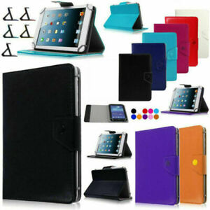 Universal Leather Folio Tablet Case Cover Protective Case For 7/8/10 inch tablet