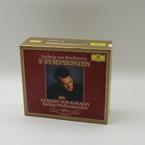 L. v.  Beethoven, 9 Symphonien, Herbert von Karajan und Berliner Philharmoniker
