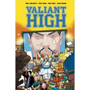 VALIANT HIGH--BLISS COMICS--