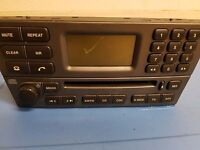 2001 2002 2003 2004 2005 2006 2007 2008 JAGUAR X TYPE CD PLAYER 1X43-18B876-CA