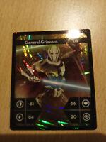 Sammelkarte Kaufland Star Wars  Nr. 06, Glitzer, Holo