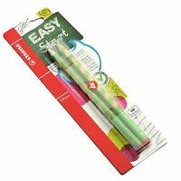 2 x Stabilo Easygraph Graphite Handwriting Pencils 3.15mm - Right - Green