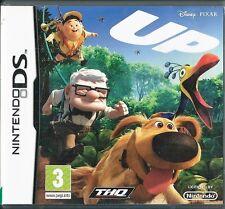 Nintendo Ds Disney Pixar UP (plays 3ds 2ds  in 2D) childrens VideoGames