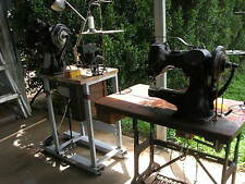 BUSMC Pilot heavy harness saddlery sewing machine