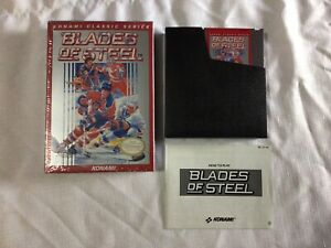 Blades of Steel: Konami Classic Series (Nintendo NES) Complete In Box
