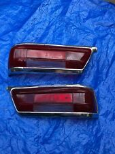 Mercedes W111 W112 Coupe HELLA pair of tail light lens's
