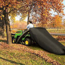 Lawn Tractor Leaf Bag Mower Catcher Riding Grass Sweeper Rubbish Bagger Outdoor