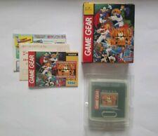 GAME GEAR Gunstar Heroes CIB. JAPAN Version. Action Game SEGA Treasure 1994