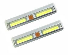 2x Mazorca LED Cocina Armario bajo Unidad Tira guardamalleta Magnético