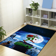 THE GRINCH STOLE CHRISTMAS MOVIE Custom Blanket Size 58x80 Inch