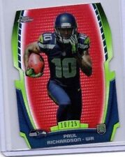 Paul Richardson Limited Rookie Card # 10 / 25 NEXT DAY SHIP AFTER PAYMENT