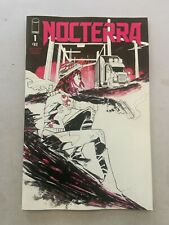Nocterra #1, #2, #3 Various Covers: You Choose the Cover