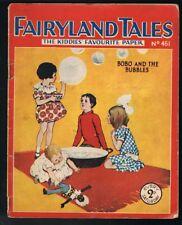 Fairyland Tales No.451: Bobo and the Bubbles