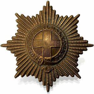 Original WW2 Coldstream Guards Regiment Cap Badge - XF46