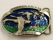 The CANADIAN GOOSE Belt Buckle, New