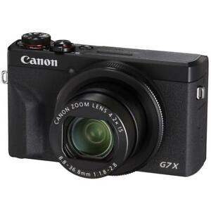 Canon Powershot G7X Mark III G7XIII Brand New
