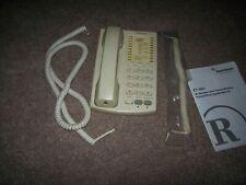 Vintage Radio Shack Et-3601 Desk or Wall Phone * 2 lines speed dial