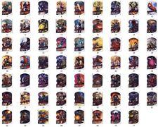2015 Marvel 3D Parallel Card Lenticular Die-Cut Framework Singles: You Choose!