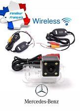 Kit camera de recul sans fil Mercedes Benz classe A W176 et B W246 depuis 2011