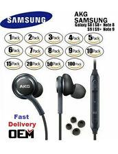 Orginal Samsung OEM AKG Stereo Headphones Headphone Earphones In Ear Earbuds Lot