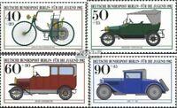 Berlin (West) 660-663 (kompl.Ausgabe) postfrisch 1982 Jugendmarken