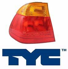 BMW E46 3-Series 323i 325i 325xi 328i Rear Left Outer Tail Light TYC 63218364921