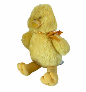 """Build A Bear Workshop Baby Chick Plush Stuffed Animal Yellow 19""""  Duck Easter"""