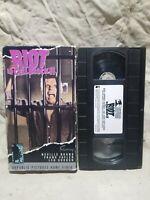 Riot in Cell Block 11 (VHS 1989) Neville Brand, Leo Gordon Very Rare