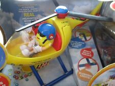 M&M HELICOPTER LIGHT SOUND ACTION NEW IN BOX CANDY DISPENSER