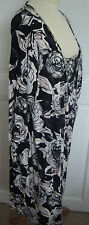 *NEW * WOMEN'S MATERNITY DRESS SIZE 18 LOVELY FLORAL PATTERN BY GEORGE (at asda)