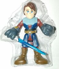 "Star Wars Anakin Skywalker 2.5"" Figure Galactic Playskool Heroes Clone Wars"