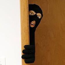 Scary Peeper Scary Intruder Door Prop Halloween Decoration House Decor Animated