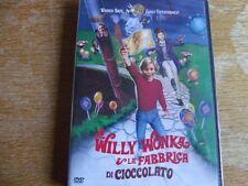 Willy Wonka und die Schokoladenfabrik - Gene Wilder Mel Stuart Charlie Willi DVD