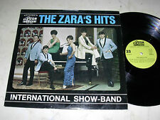 THE ZARAS The Zara´s Hits   BEAT LP on KERSTON LABEL!!!
