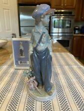 Lladro 5400 The Wanderer in Original Box - Brand New Condition