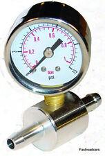 Manomètre carburant & Adaptateur Kit de test nouveau carburateur