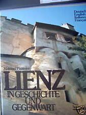 Lienz in Geschichte und Gegenwart 1987 Tirol Österreich