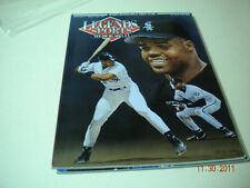 Legends Sports Memorabilia Magazine 1992 , Frank Thomas !