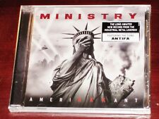 Ministry : amerikkkant CD 2018 NUCLEAR BLAST RECORDS USA NB 4275-2 NEUF