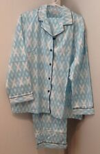 Alexander Del Rossa NWT Womens Flannel Pajamas  NEW Size Large