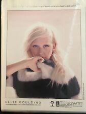 Ellie Goulding Promo Photo