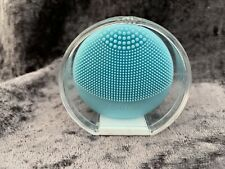 NEW FOREO LUNA PLAY MINI IN MINT FACIAL CLEANSER