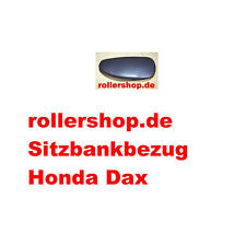 Banco de asiento-referencia para honda dax, mano cosidos en Alemania